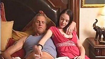 Creampie daddy and friends daughter pork sex hd xxx Jenna getting fucked