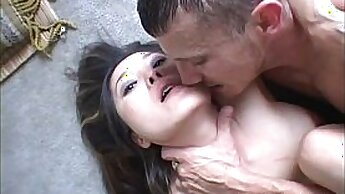 Asian tramp in all holes riding the dick of a horny teen