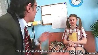 sex teacher rescue young girl