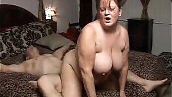 Beautiful Fat Mature Girl Cumshot