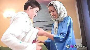 Arab teen Worlds Longest Ride