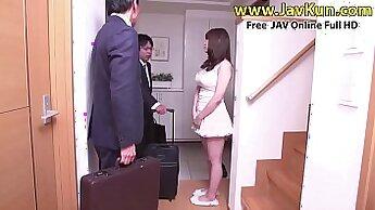 Best Japanese chick Amiya Kaede in Crazy JAV uncensored Big Tits video