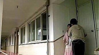 Chinese School Teacher Wife New