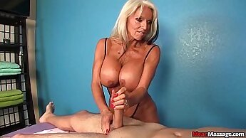 Best handjob from girl is dominate style and hot boob xxx She is magnificent