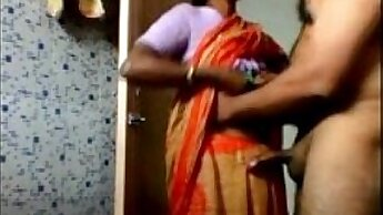 Amazing Indian sexbomb gets her small but really large tits