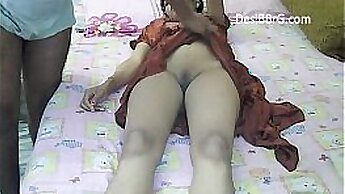 Blonde Indian Wife Goes Superb
